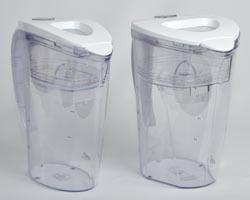 Filtrační konvice na vodu test